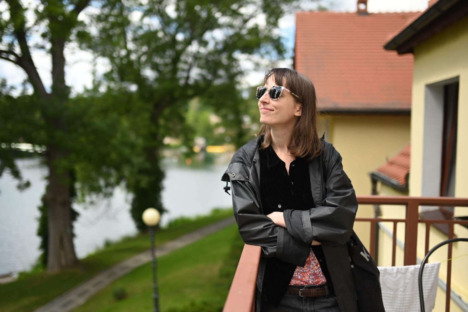 Radosne patrzenie w przyszłość, fot. Dawid Majewski